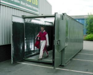Containerised Blast Rooms