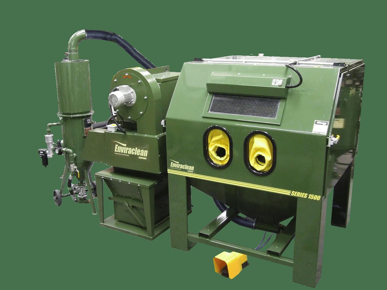 Pressure Blast Cabinets Hodge Clemco Ltd