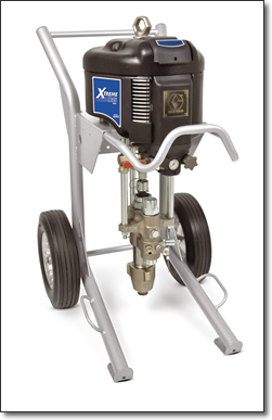Paint Spray Application Hodge Clemco Ltd