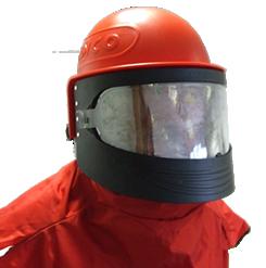 Apollo 600 Blast Helmet Aph600ce Hodge Clemco