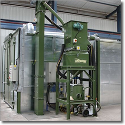Abrasive Recovery Systems Hodge Clemco Ltd
