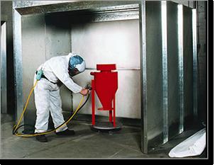 Spray Booths Hodge Clemco Ltd
